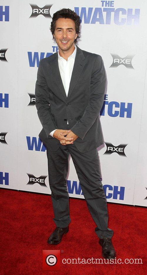 Shawn Levy Los Angeles premiere of 'The Watch'...