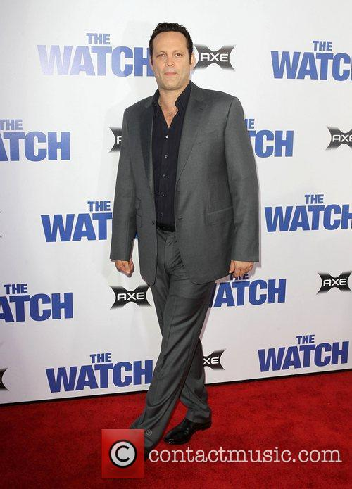 Vince Vaughn and Grauman's Chinese Theatre 2