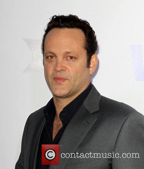 Vince Vaughn and Grauman's Chinese Theatre 3