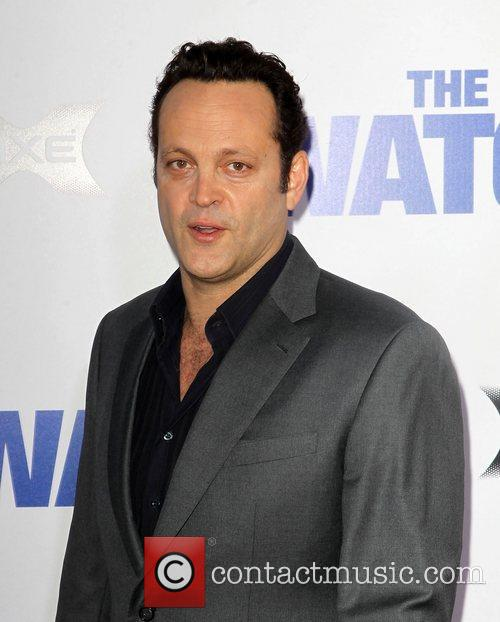 Vince Vaughn and Grauman's Chinese Theatre 4