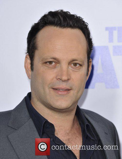 Vince Vaughn and Grauman's Chinese Theatre 1