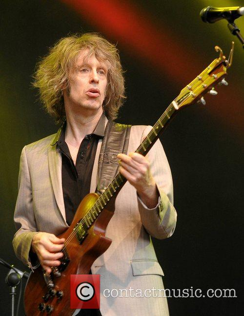 The Waterboys perform live at The Iveagh Gardens...