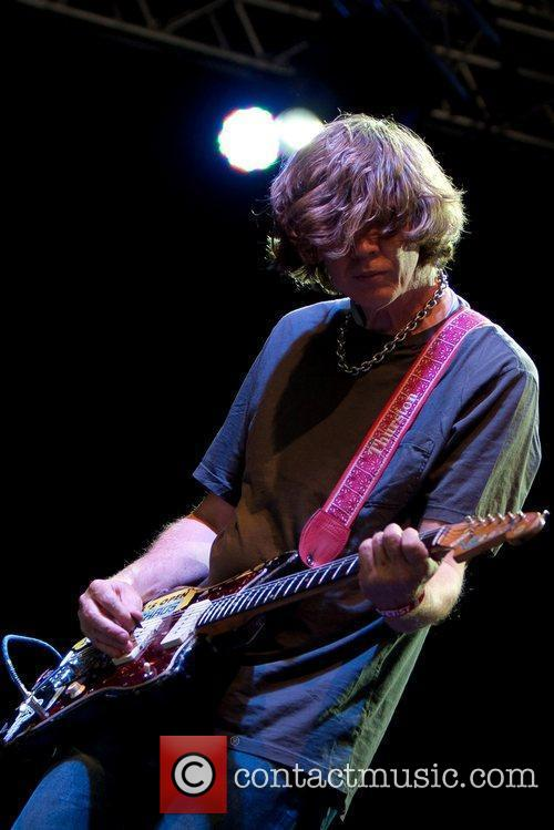 Thurston Moore rocking out at Way Out West
