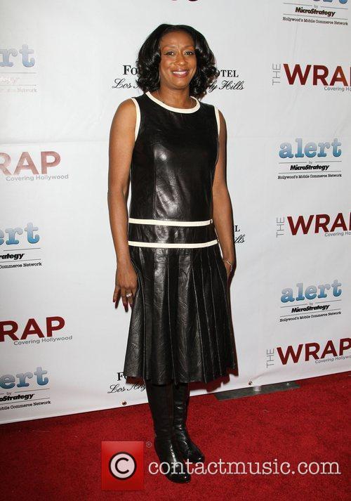Allison Samuels TheWrap's 3rd Annual Pre-Oscar Party held...