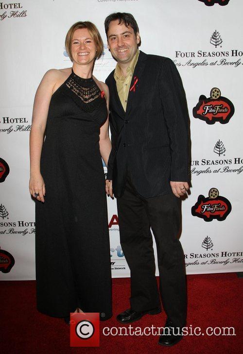 Andrew Bowler, Gigi Causey TheWrap's 3rd Annual Pre-Oscar...