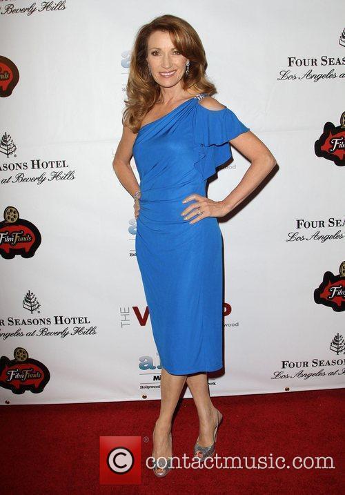 Jane Seymour TheWrap's 3rd Annual Pre-Oscar Party held...