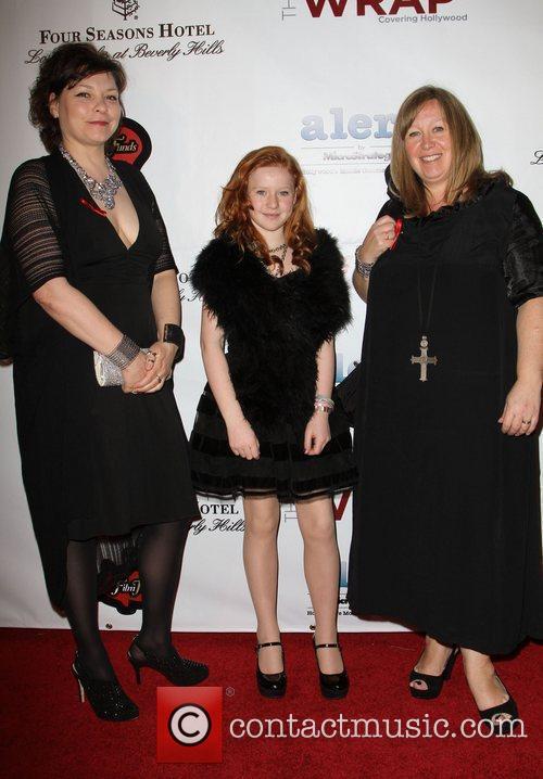 Lisa Tomblin, Amanda Knight TheWrap's 3rd Annual Pre-Oscar...