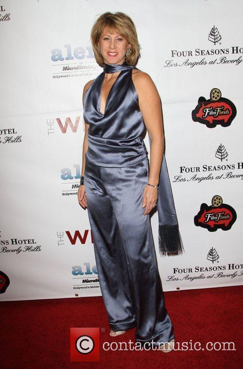 Sharon Waxman TheWrap's 3rd Annual Pre-Oscar Party held...