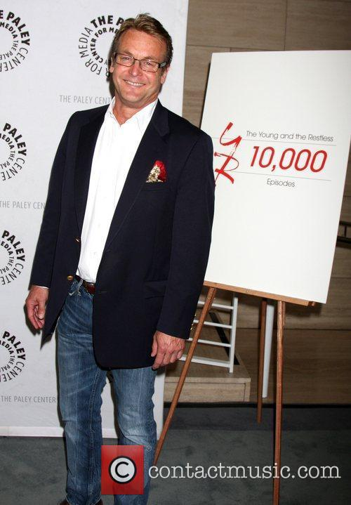 Doug Davidson 'The Young & Restless' celebrate 10,000...
