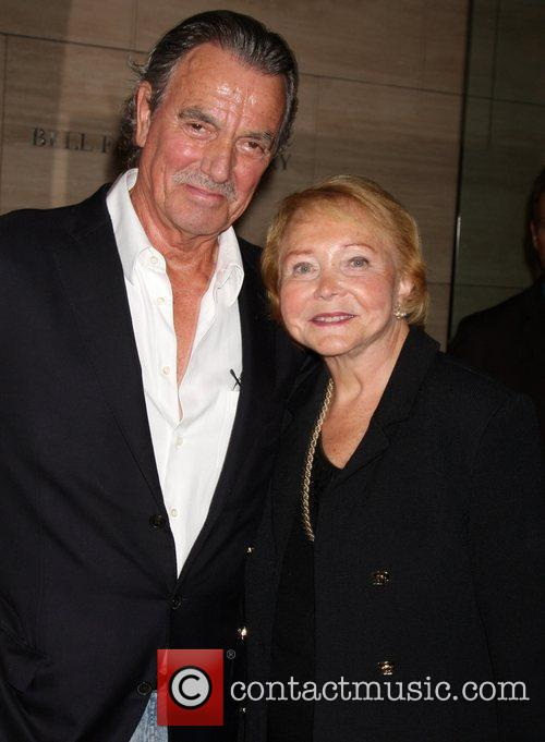 Eric Braeden and Lee P Bell  'The...