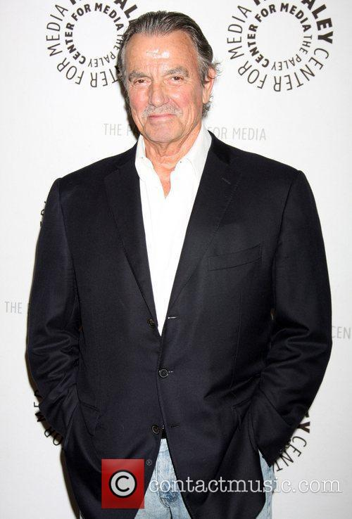 Eric Braeden 'The Young & Restless' celebrate 10,000...