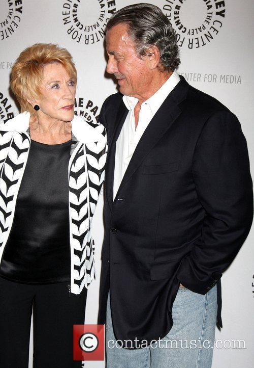 Jeanne Cooper, Eric Braeden and Paley Center for Media 1