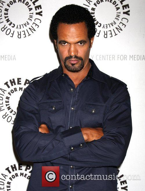 Kristoff St. John 'The Young & Restless' celebrate...