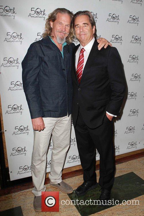 Beau Bridges and Jeff Bridges 3