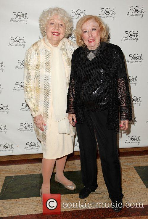 Barbara Perry and Jane Kean Theatre West 50th...