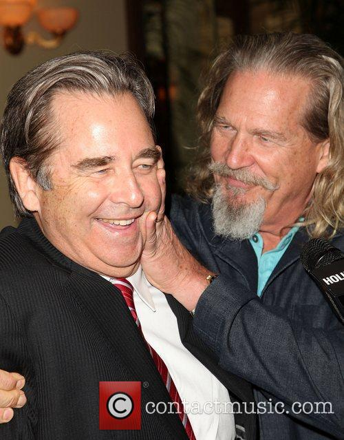 Beau Bridges and Jeff Bridges Theatre West 50th...
