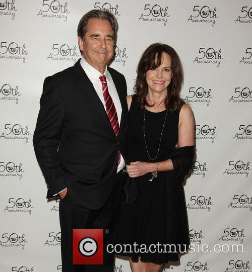 Beau Bridges and Sally Field Theatre West 50th...