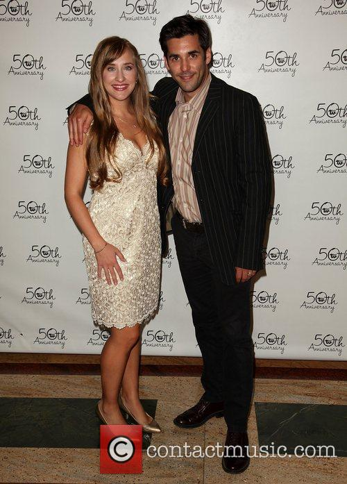 Emily Bridges and Jordan Bridges Theatre West 50th...