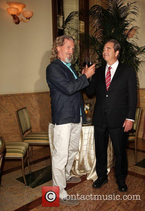Jeff Bridges and Beau Bridges Theatre West 50th...