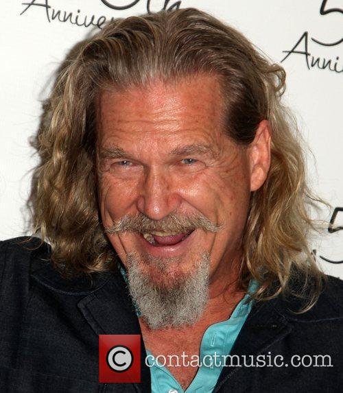 Jeff Bridges Theatre West 50th Anniversary Gala at...