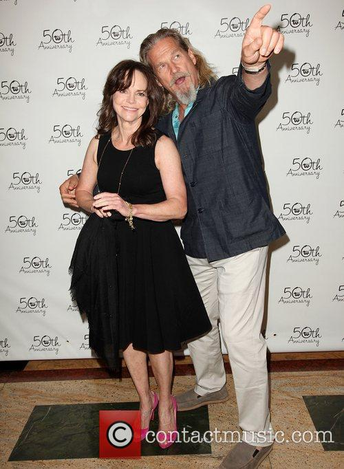Sally Field and Jeff Bridges Theatre West 50th...