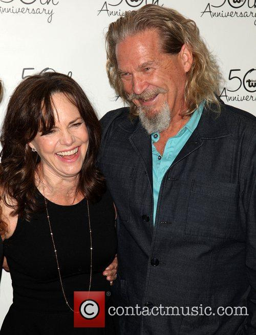 Sally Field and Jeff Bridges 9