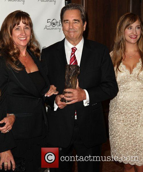 Wendy Treece, Beau Bridges, and Emily Bridges...