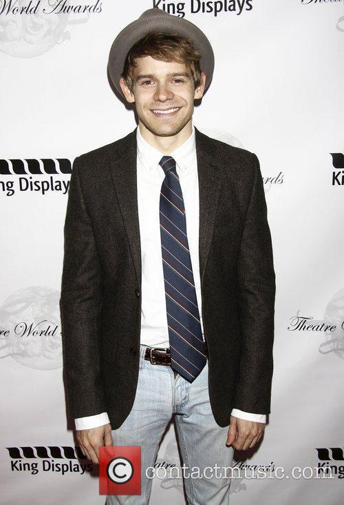 Andrew Keenan-Bolger  The 2012 Theatre World Awards...
