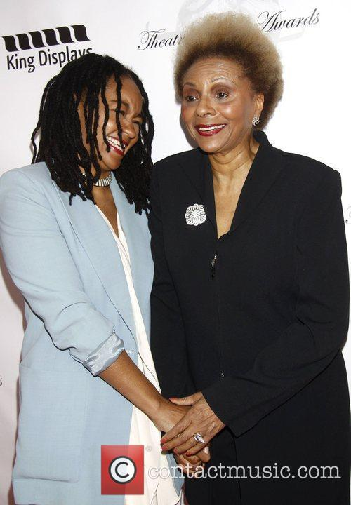 Crystal A. Dickinson and Leslie Uggams The 2012...