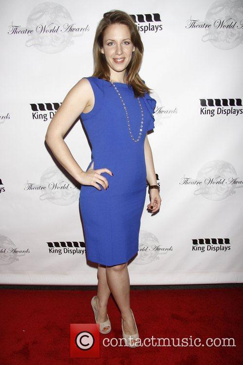 Jessie Mueller  The 2012 Theatre World Awards...