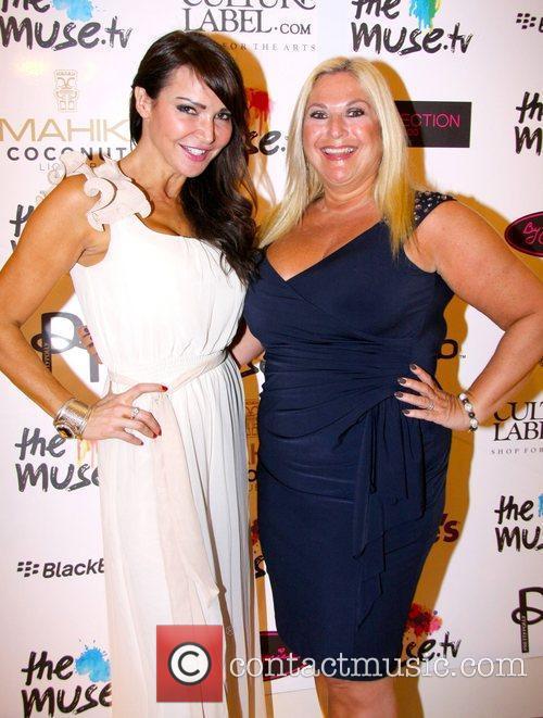 Lizzie Cundy and Vanessa Feltz 2
