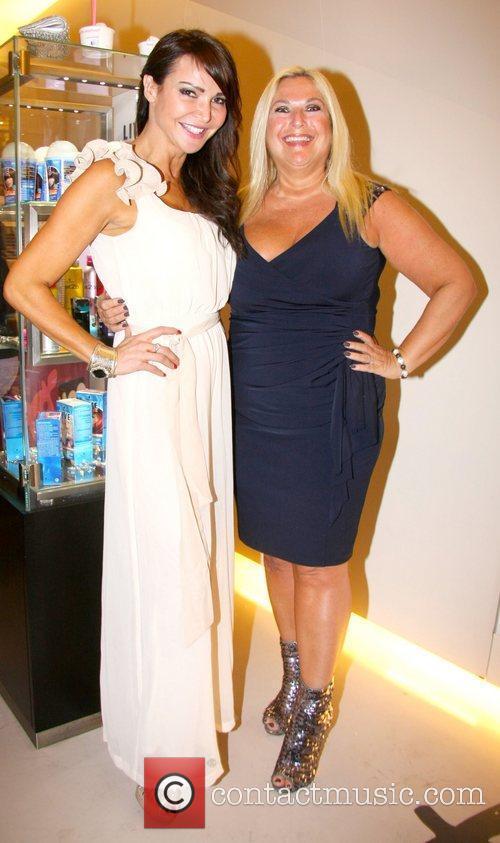 Lizzie Cundy and Vanessa Feltz 3