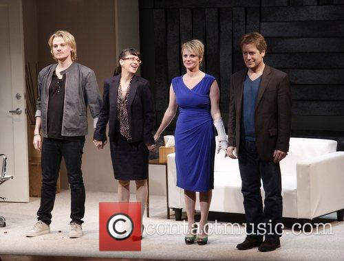 Jeffrey Carlson, Jan Leslie Harding, Angelica Page and...