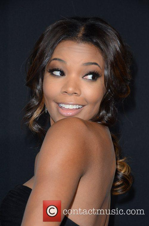 gabrielle union premiere of screen gems think 3720725