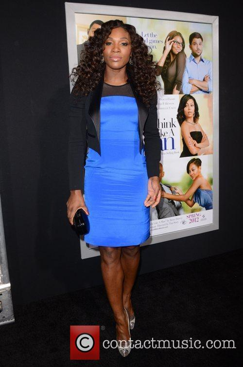 Serena Williams and Arclight Cinemas 7