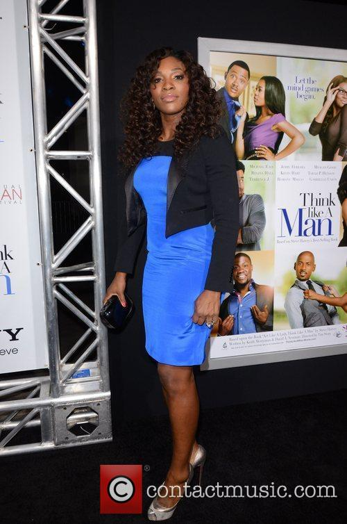 Serena Williams and Arclight Cinemas 1