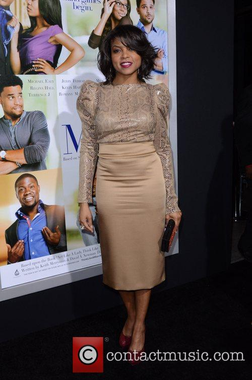 Taraji P Henson and Arclight Cinemas 2
