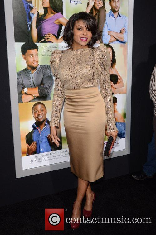 Taraji P Henson and Arclight Cinemas 3