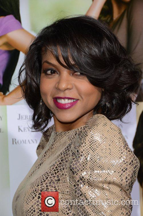 Taraji P Henson and Arclight Cinemas 6