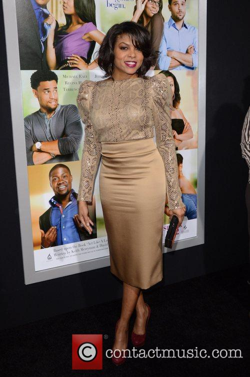 Taraji P Henson and Arclight Cinemas 9