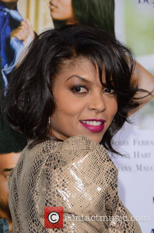 Taraji P Henson and Arclight Cinemas 1