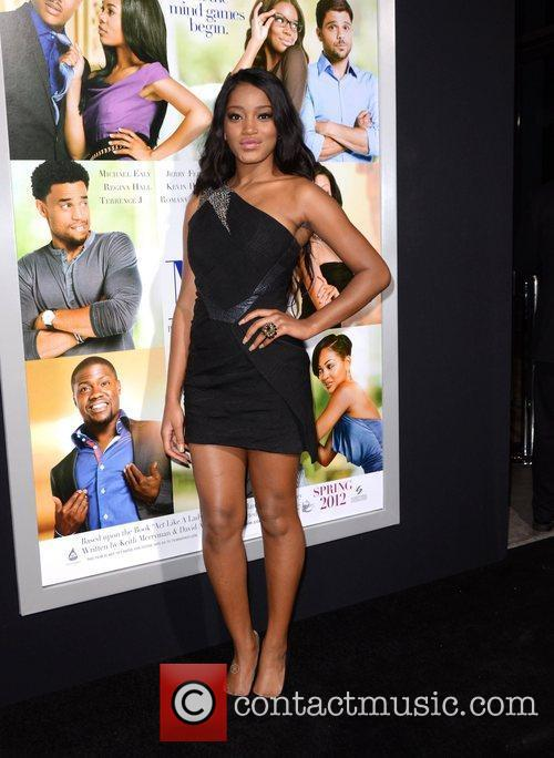 Keke Palmer and Arclight Cinemas 3