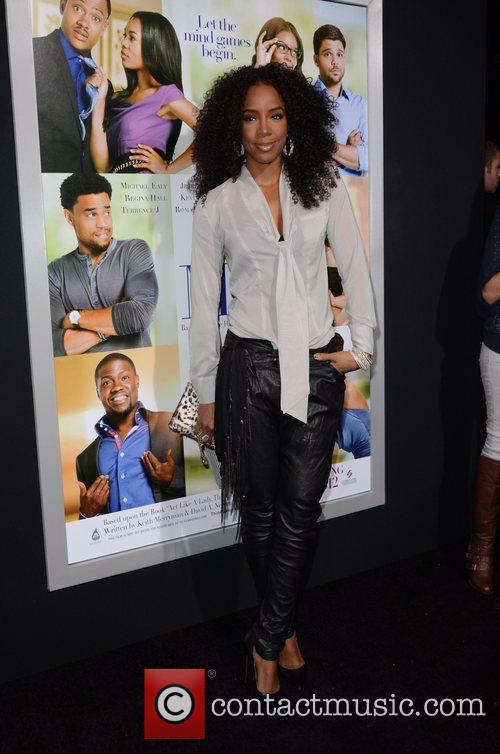 Kelly Rowland and Arclight Cinemas 3