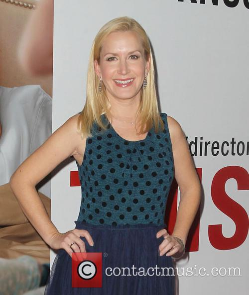 Angela Kinsey, Los Angeles Premiere, Arrivals and Grauman's Chinese Theatre 1