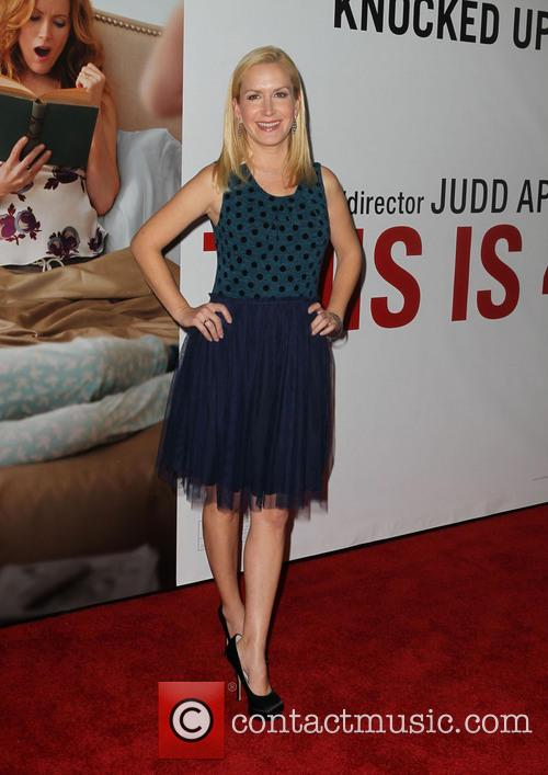 Angela Kinsey, Los Angeles Premiere, Arrivals and Grauman's Chinese Theatre 3