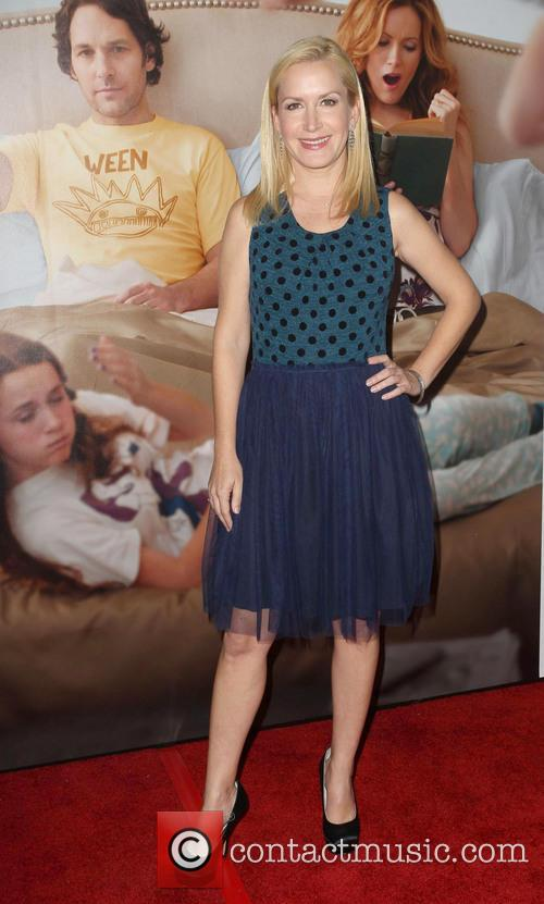 Angela Kinsey, Los Angeles Premiere, Arrivals and Grauman's Chinese Theatre 2