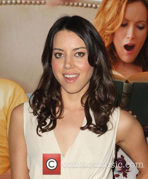 Aubrey Plaza, Los Angeles Premiere, Arrivals and Grauman's Chinese Theatre 2