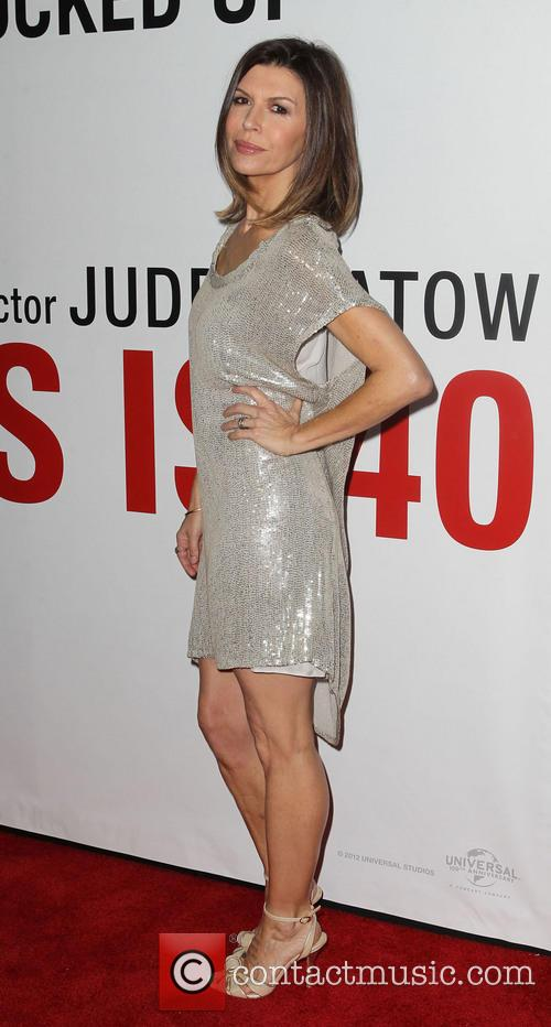 Finola Hughes, Los Angeles Premiere, Arrivals and Grauman's Chinese Theatre 1