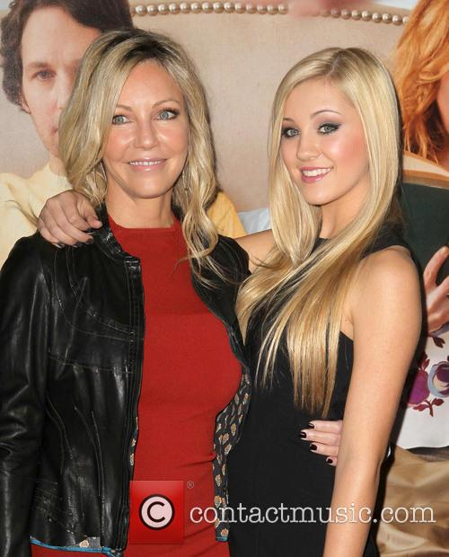 Heather Locklear, Ava Sambora and Grauman's Chinese Theatre 8