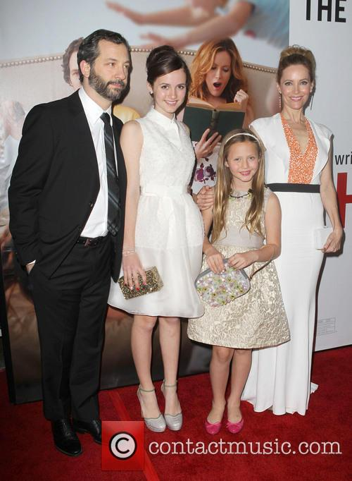 Judd Apatow, Los Angeles Premiere, Arrivals and Grauman's Chinese Theatre 3